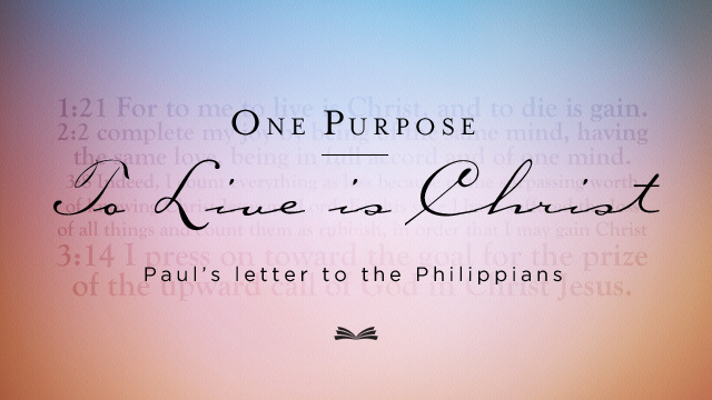 A Study Through Philippians