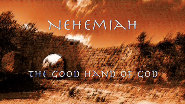 A Series in the book of Nehemiah